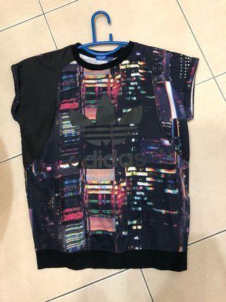 Adidas Originals sporty t shirt