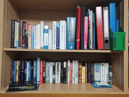 🚚 Range of books