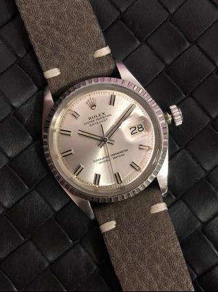 Rolex Datejust 1603 Wideboy Dial