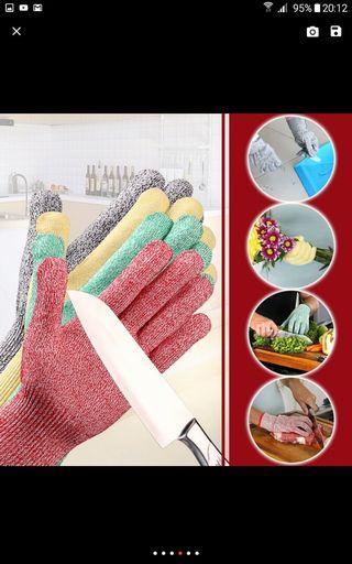 Cut Resistent Gloves