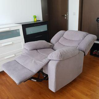 1 seater recliner chair sofa