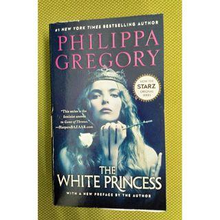 """""""The White Princess"""" by Philippa Gregory"""