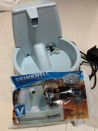 二手飲水機 Drinkwell pet fountain