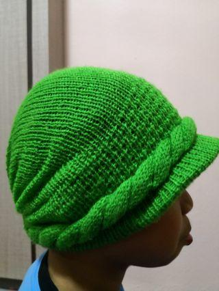 Giving away for free! Many colours knitted head inner/serkup #ENDGAMEyourEXCESS