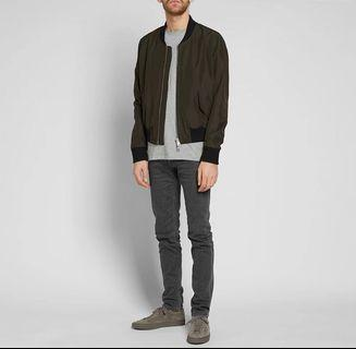 BNWT APC 2019 Washed Black Grey Strech Jeans 31