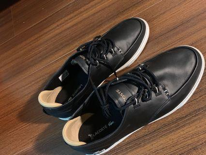 Lacoste 休閒鞋 板鞋 皮革