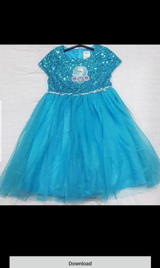 Dress Frozen Ori Disneyland HK