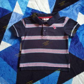Baby Polo Shirt Poney