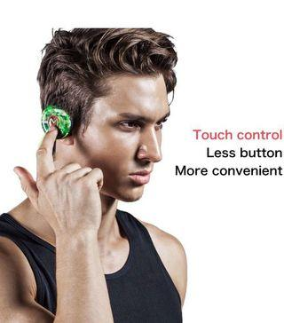 Bluetooth Headset (MULTI TOUCH CONTROL☝️☝️)