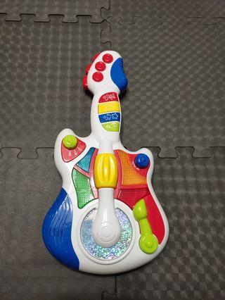 🚚 【二手】玩具吉他