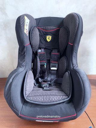 Ferarri Cosmo Sp Carseat / booster seat / kursi mobil
