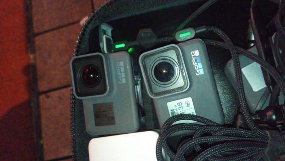 GoPro 6 二手GoPro HERO 6 BLACK潛水航拍運動攝像相機