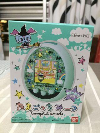 [PRICE REDUCED] [1 INSTOCK] Tamagotchi Meets Green Magical