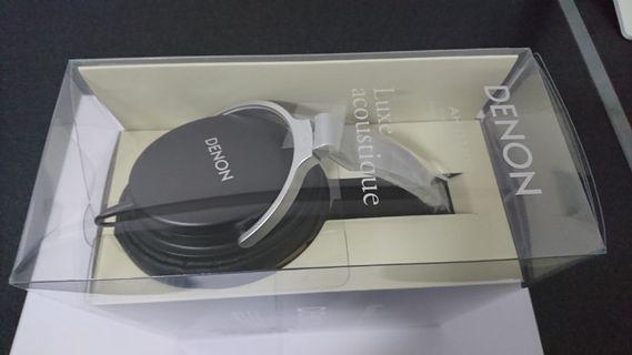 🚚 Denon 1100高音質有線耳機#耳機#天龍