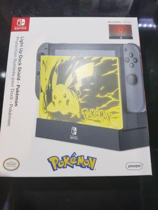 Nintendo switch Pokemon Light Up Dock