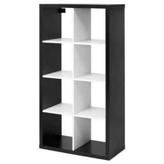 Ikea KALLAX Shelving unit, black