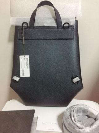 🚚 BNWT Charles & Keith Backpack