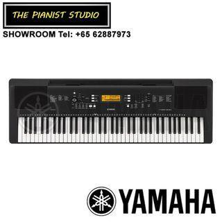 THE PIANIST STUDIO - Yamaha 76 Keys PSR-EW300 Piano Keyboard Singapore Sale