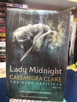 Lady Midnight (Hardcover) by Cassandra Clare