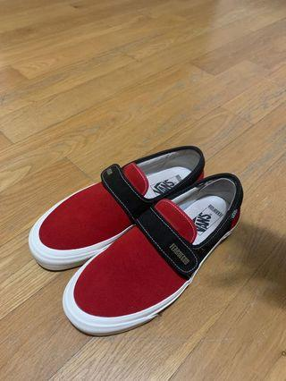28856ff9be Fear of god vans slip on