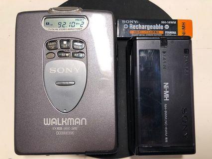 Sony Walkman WM-FX2 made in Japan