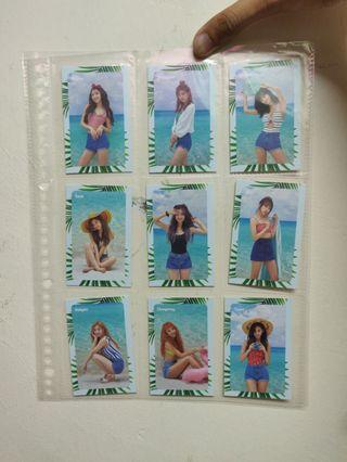 [ WTS ] [ REDUCED ] TWICE DTNA PHOTOCARD [ SET ]