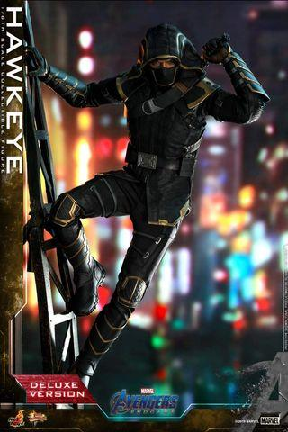 SOLD OUT. Hot Toys Avengers Endgame Hawkeye MMS 532 Deluxe Version  End game