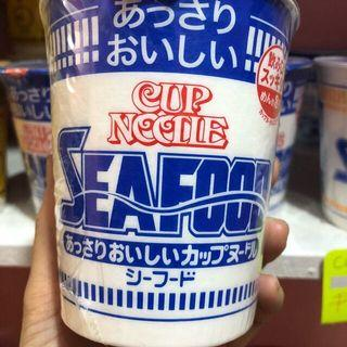 Nissin Cup Noodle seafood ( 65g ) 🇯🇵