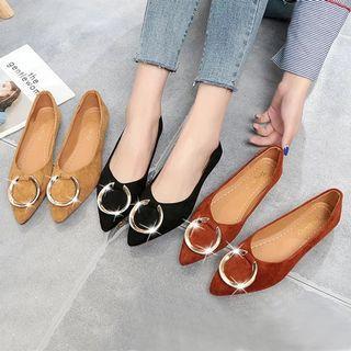 Miuu inspr classic flats Shoes