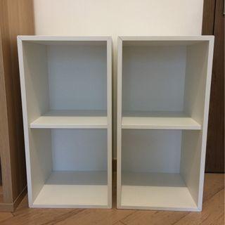 Ikea EKET Cabinet w/ 1 shelf (2 set to sell)