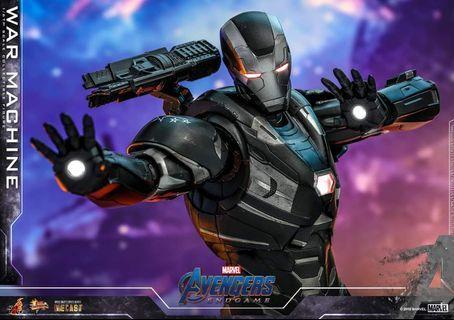 Hot Toys Avengers Endgame War Machine Diecast Mms530D31