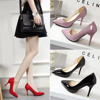 Pazzion inspr classic heels shoe