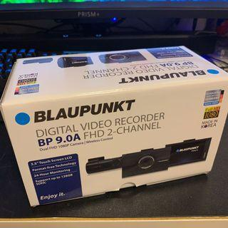 Blaupunkt BP 9.0A 2- Channel Dash Cam