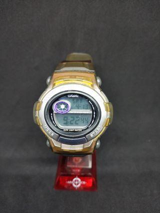 G-SHOCK VINTAGE GT-003 BPM COUNTER (SUPER RARE) BNB JELLY PELANGI