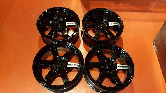 RAYS Volk Racing Rims 17""