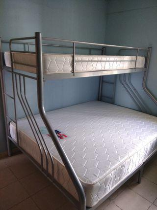 Famuly Bunk Bed Frame @ $260