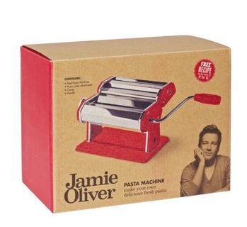 🚚 Jamie Oliver Red Pasta Machine