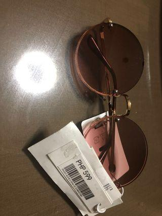 H&M Round Pink Glasses