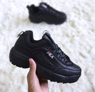 BLACK FILA