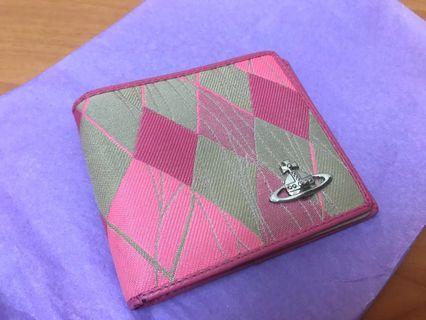 Vivienne Westwood Checked Wallet