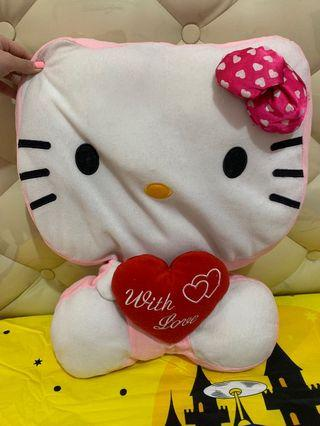 Boneka Hello Kitty Besar With Love Softpink