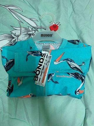 BONDS NEW WITH TAG. SIZE 12-18M