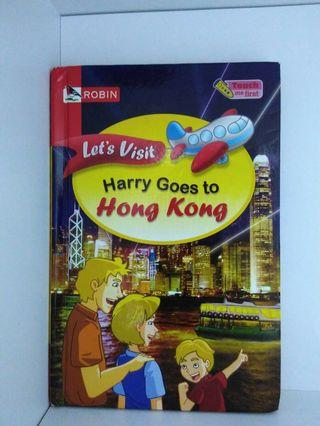 🚚 Harry goes to Hong Kong #ENDGAMEyourEXCESS