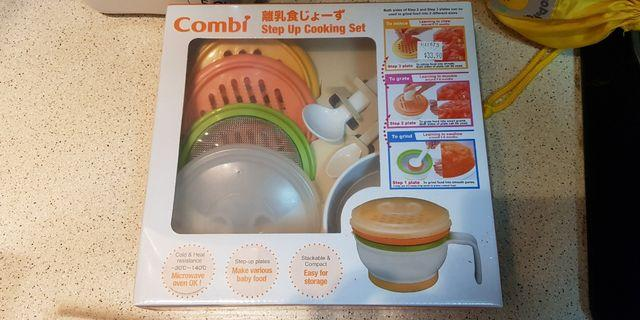 Cooking set for baby