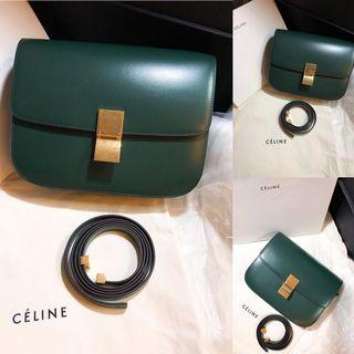 分享客人訂購既Celine Box 24cm 水貨
