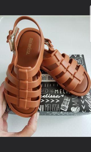 100% Authentic Mini Melissa shoes