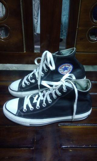Converse Leather High Cut