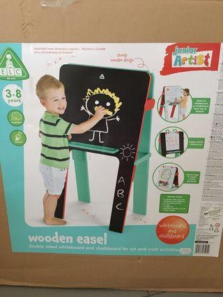 ELC / Mothercare wooden Easel