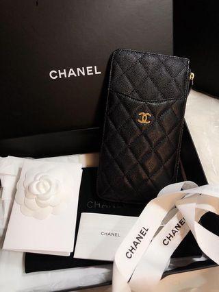 分享客人訂左既Chanel Phone and Wallet Case水貨