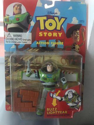 Toy story buzz 絕版